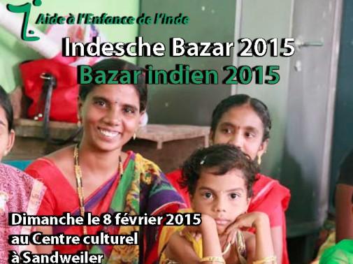 Aide à l'Enfance de l'Inde vous invite @ Centre culturel à Sandweiler | Sandweiler | Luxembourg | Luxembourg