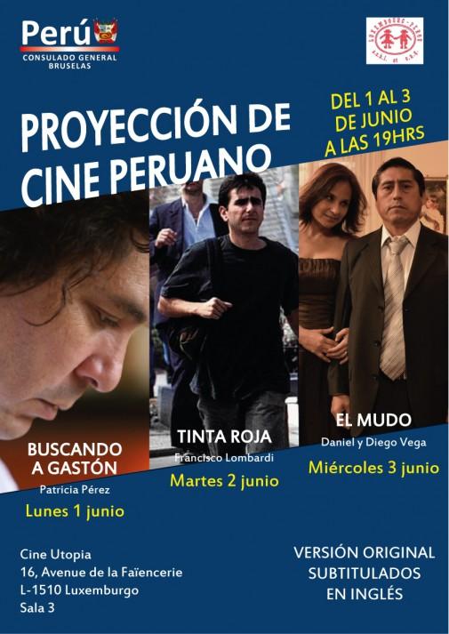 L'association Luxembourg-Pérou vous invite @ ciné Utopia | Luxembourg | Luxembourg | Luxembourg