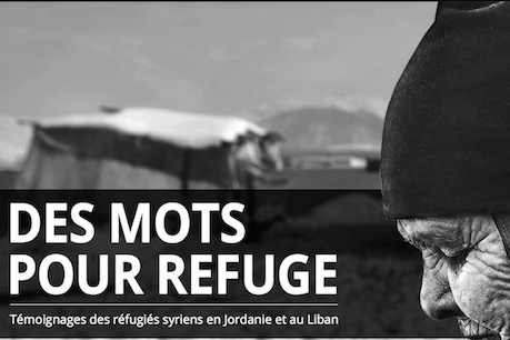« Des Mots pour Refuge »: exposition @ Foyer Trifolion | Echternach | Grevenmacher | Luxembourg