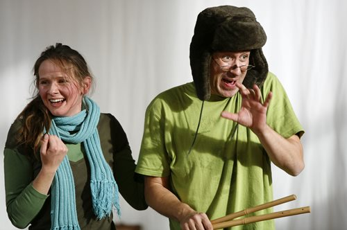 Theaterstück « Goodbye Nordpol » @ Den Atelier,    Luxembourg   Luxembourg   Luxembourg