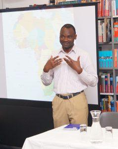 Soirée littéraire : Refugié – Une odyssée africaine d' Emmanuel Mbolela @ CITIM | Luxembourg | District de Luxembourg | Luxembourg