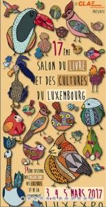 17e Salon du livre et des cultures du Luxembourg @ LuxExpo   Luxembourg   District de Luxembourg   Luxembourg