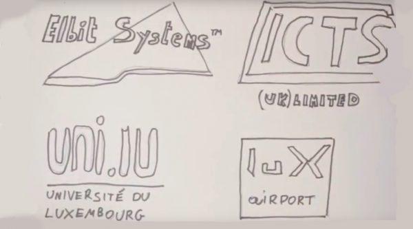 Palestine, 50 ans sous occupation - Campagne contre Elbit Systems Uni.lu, Lux-Airport, Commission EU: stop à votre soutien à l'occupation!