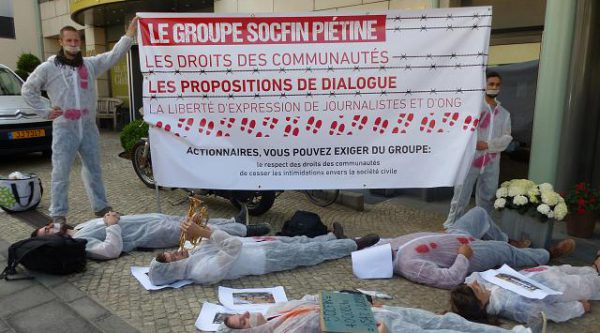 SOCFIN continue de piétiner les droits des communautés locales
