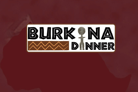 Invitatioun BURKINA dinner