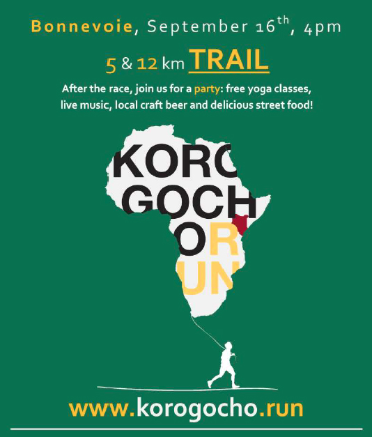 Run for a good cause: Trail - 5 & 12 Km