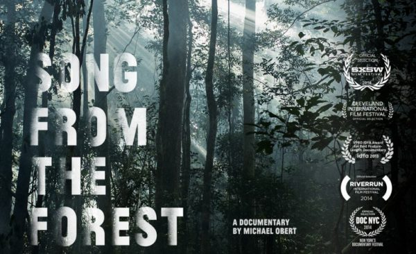 Open Air Cinema: Song from the forest