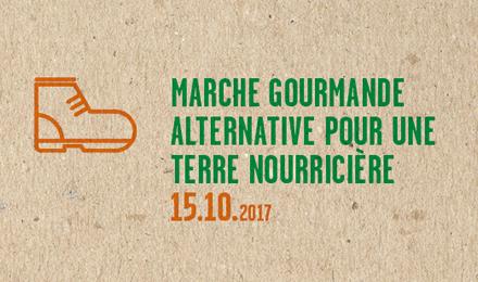 Marche gourmande alternative pour une terre nourricière @ Gare de Leudelange | Leudelange | District de Luxembourg | Luxembourg