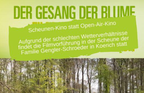 SCHEUNEN-KINO @  Bauernhof Gengler-Schroeder,  | Koerich | District de Luxembourg | Luxembourg