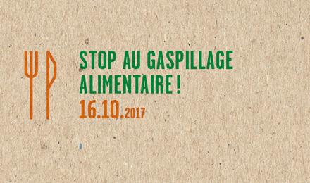 Stop au gaspillage alimentaire ! @ Parvis de la Gare de Luxembourg | Luxembourg | District de Luxembourg | Luxembourg