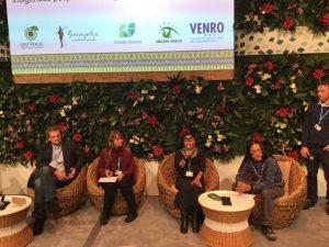 Lunch-débat : Le rôle socio-politique de la femme dans la communauté indigène de Sarayaku