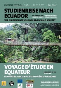 Wie ein indigenes Volk den Regenwald schützt @ Moulin de Beckerich – Scheier | Beckerich | Diekirch | Luxembourg