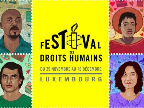 FESTIVAL DES DROITS HUMAINS