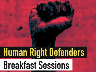 Human Rights Defenders - Breakfast Sessions